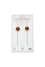 CHARGED Jasper Chakra Earrings - Product Mini Image