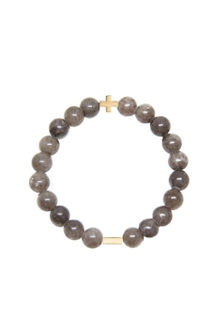 Shoptiques Product: Labradorite Charged Bracelet
