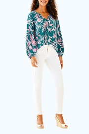 Lilly Pulitzer Charleigh Top - Side cropped