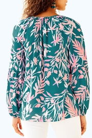 Lilly Pulitzer Charleigh Top - Front full body