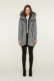 Soia & Kyo Charlena-Fx Wool Coat - Product Mini Image