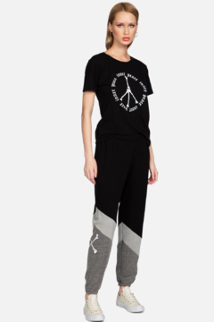 Lauren Moshi Charlene Inner Peace Sign - Alternate List Image