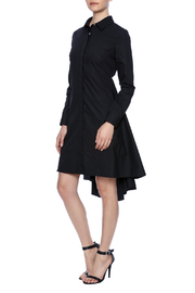 Charles Youssef Cotton Cutout Dress - Product Mini Image