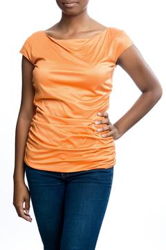 Shoptiques Product: Bright Orange Shirt
