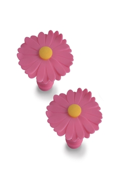 Charles Viancin Daisy Bottle Stoppers - Alternate List Image