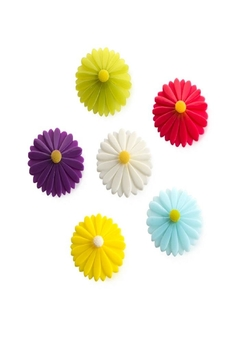 Charles Viancin Daisy Drink Markers - Alternate List Image