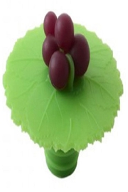 Charles Viancin Grape Bottle Stoppers - Product Mini Image
