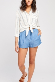 Gentle Fawn Charleston Button Front Shirt - Product Mini Image