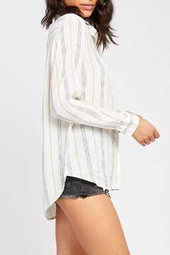 Gentle Fawn Charleston Button Front Shirt - Alternate List Image