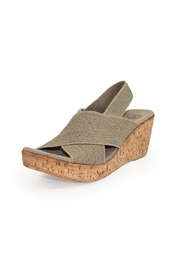 CHARLESTON Charleston Med Wedge - Front cropped