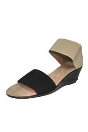 CHARLESTON Justice Elastic Wedge - Front cropped