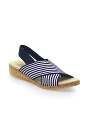 Charleston Shoe Co. Atlantic Sandal - Front cropped