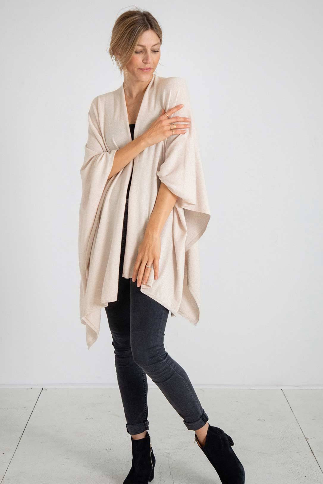 Mer Sea & Co Charleston Wrap - Front Cropped Image
