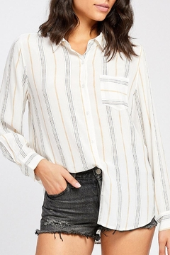 Gentle Fawn Charlestone Blouse - Product List Image