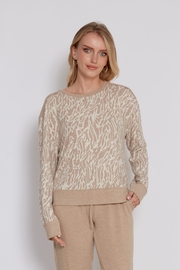 another love  CHARLEY HEATHER CAMEL TOP - Product Mini Image