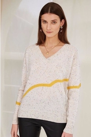 Charli Agatha Cashmere Sweater - Product Mini Image