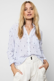 Rails Charli Button Down - Front cropped