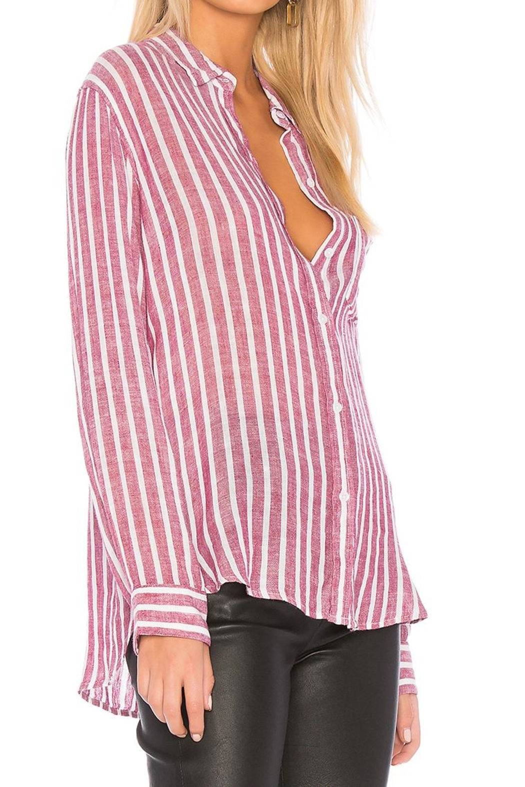 Rails Charli Button Down - Front Full Image