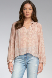 Elan  Charlie Blouse - Product Mini Image
