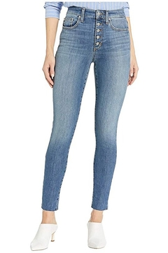 Joe's Jeans Charlie Button Fly Jeans in Whisper - Product List Image