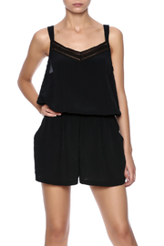 Charlie Joe Black Romper - Product Mini Image