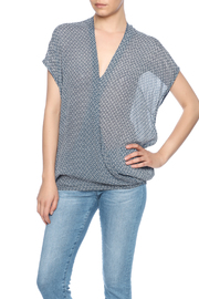Charlie Joe Printed Top - Front cropped