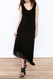 Charlie Paige Asymmetrical Maxi Dress - Product Mini Image