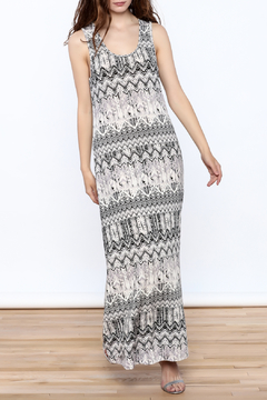 Shoptiques Product: Aztec Maxi Dress
