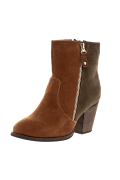 Charlie Paige Two Tones Booties - Alternate List Image