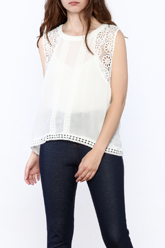 Shoptiques Product: Lightweight White Blouse