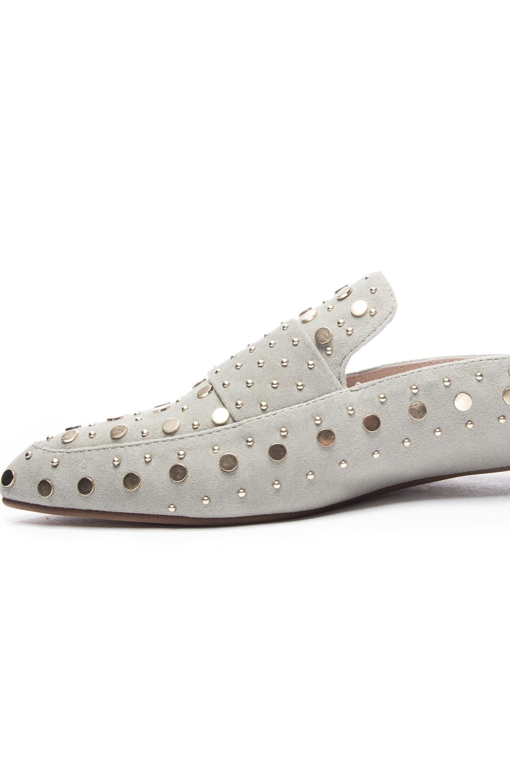 Kristin Cavallari for Chinese Laundry Charlie Studded Mule - Front Full Image