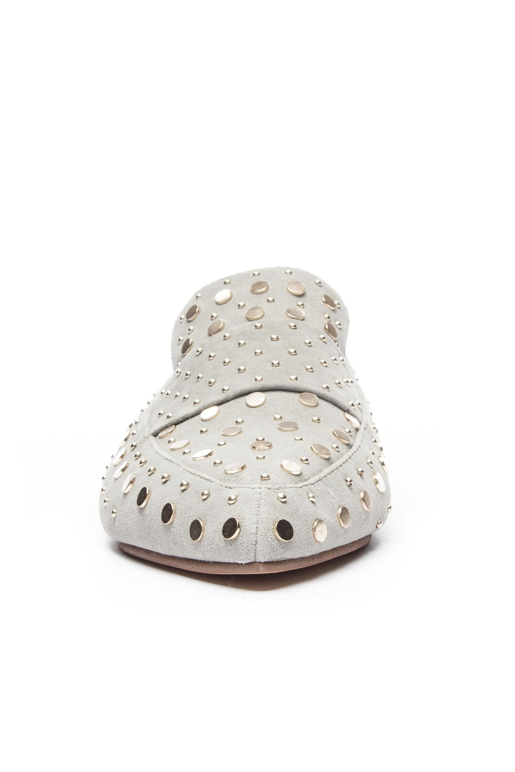 Kristin Cavallari for Chinese Laundry Charlie Studded Mule - Side Cropped Image