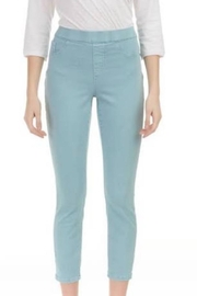 Charlie B. Ankle Bow Pant - Product Mini Image