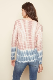 Charlie B. Misty Knit Top - Front full body