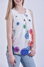 Charlie B. Patterned Top - Product Mini Image