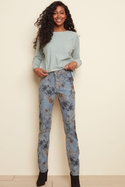 Charlie B. Reversible Skinny Jean - Front cropped