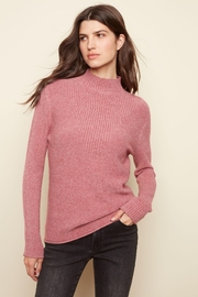 Charlie B. Rose Knit Top - Front cropped