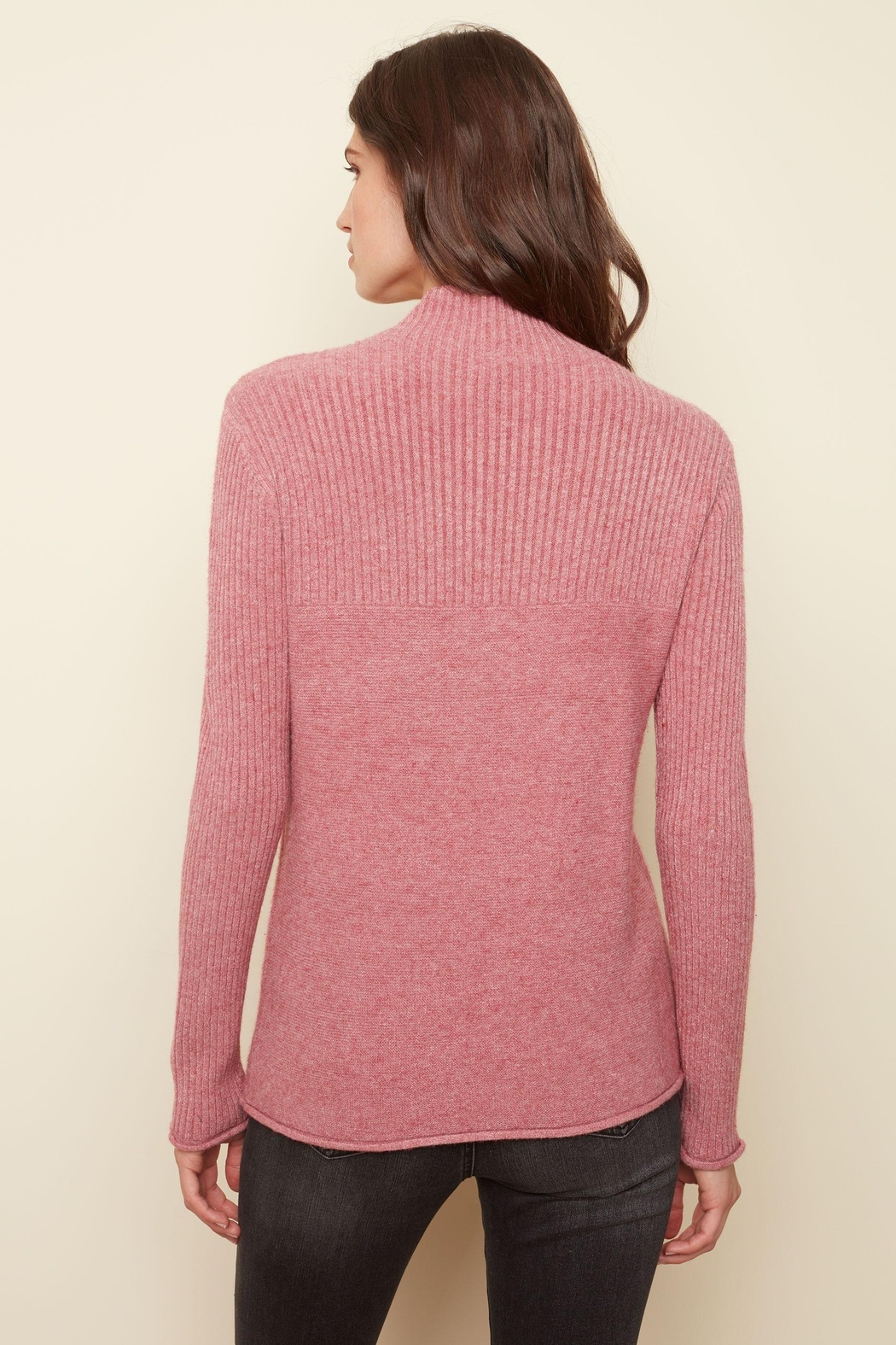 Charlie B. Rose Knit Top - Front Full Image