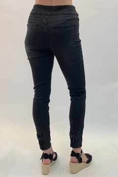 Charlie B. Skinny Bow Jeans - Product List Image