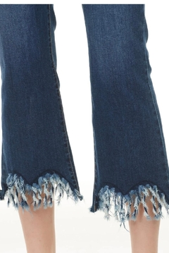 Charlie B Fringe Flare Denim - Alternate List Image