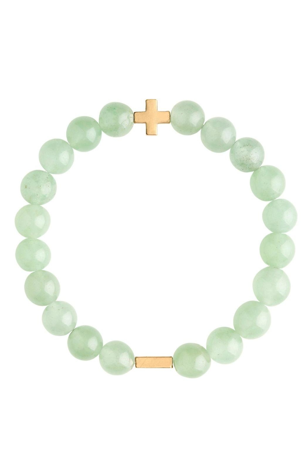 CHARGED Aventurine Bracelet - Main Image