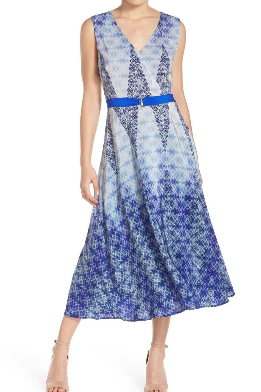 Charlie Jade Starla Midi Dress - Front Cropped Image