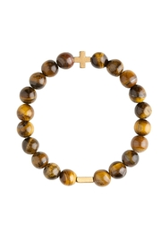 CHARGED Tiger's Eye Bracelet - Product Mini Image