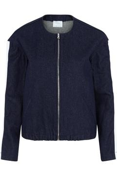 Shoptiques Product: Denim Track Jacket