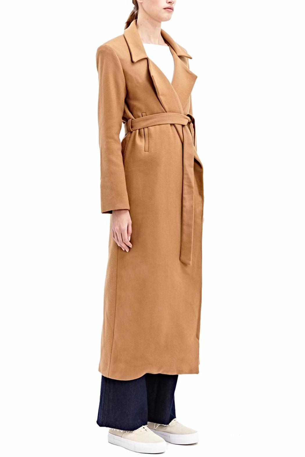Charlie May Duster Jacket - Side Cropped Image