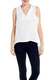 Charlie May Gusset Tank - Front cropped