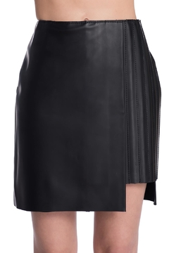 Shoptiques Product: Rubberized Leather Skirt