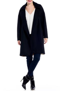 Shoptiques Product: Wool Felt Trench Coat