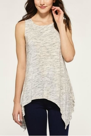 Charlie Paige Asymmetric Flowing Tank - Product Mini Image