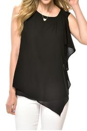 Charlie Paige Asymmetrical Top - Product Mini Image